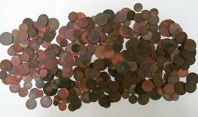 Lot of 10 Original Russian Empire F coins from big stock random FREE SHIPPING!