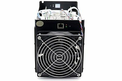 ANTMINER S5 ASIC BITCOIN MINER  1+TH/s AND POWER SUPPLY