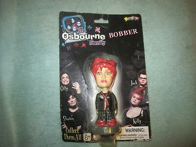 New  2002 The Osbourne Family Bobber  Kelly  Hard To Find!!  L@@k Cheap!