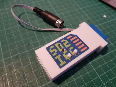 SD2IEC sdcard device for Commodore 64 and Commodore 128
