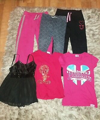 Bundle Girls Clothes age 9-10yrs  Joggers Tops leggings Next etc