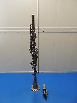 Easy Play metal clarinet w/case