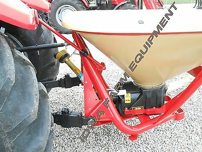 Pendulum Spreader,Grass Seeder,Fertilizer Spreader,Warm Season Grasses:17Bu,BMC