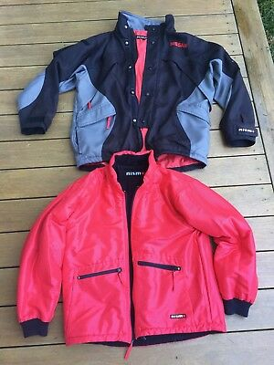 Nismo Jacket with removable fleece liner