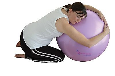 Birth-ease Birthing Ball & Pump 65cm for Pregnancy and  Labour by Birthease