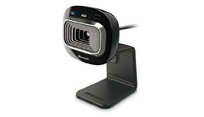 Microsoft LifeCam HD-3000 for Business, New, 720p widescreen Video.