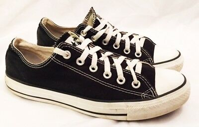 Converse Shoes Womens Size 11 Converse All Star Shoes Chuck Taylor Shoes Canvas