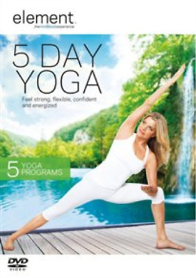 Element: Five-day Yoga  DVD NEW