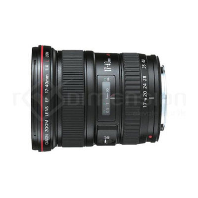 Canon EF 17-40mm f/4 L (f4 f4L) USM Lens + gift Ship From EU