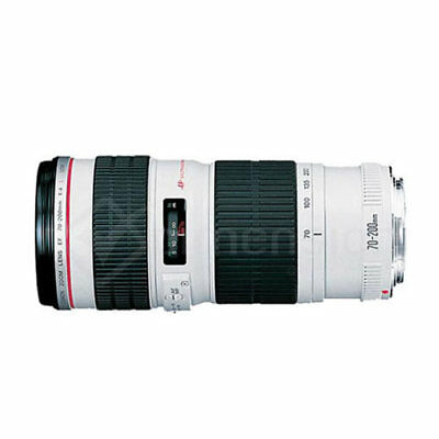 Canon EF 70-200mm 70-200 f4 L USM Lens+Gt+5Wt F/4 nuovo