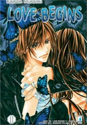 Manga - Star Comics - Love Begins 11 - Nuovo !!!
