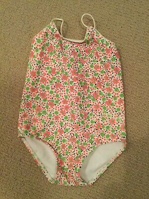 Country Road girls floral one piece swimmer
