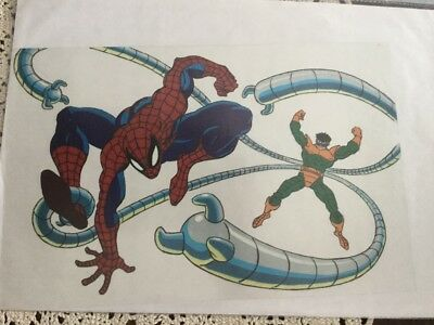 Vintage Spiderman film clear Cell rare