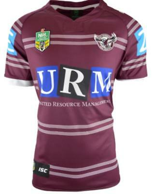 Manly Warringah Sea Eagles 2017 Men's Home Jersey