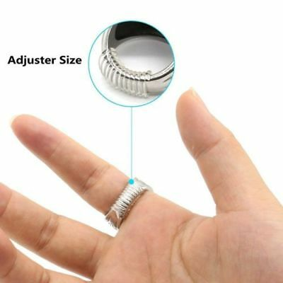 Ring Size Adjuster Sizer reducer snuggies - universal fit - 10cm long