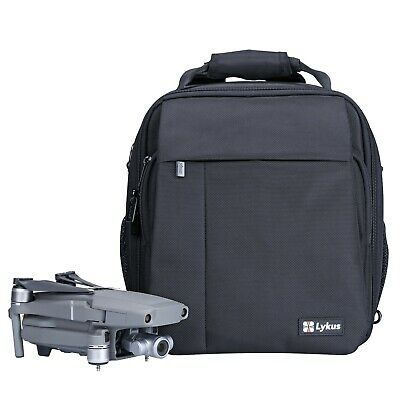 Lykus M1 Water Resistant 4-in-1 Backpack for DJI Mavic 2, Mavic Pro and Platinum