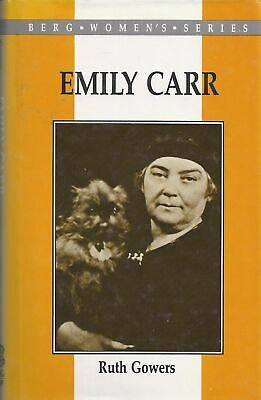 Ruth Gowers • Emily Carr