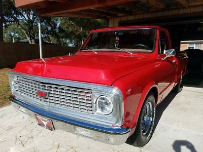 1971 Chevrolet Other Pickups  Truck Classic 1971 Chevy C-10, 350 motor, 7R transmission, disc brakes, air