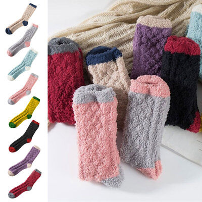 Plush Floor Sock Footwear Hosiery Women Socks Soft Fashion Acetate Fiber Fluffy