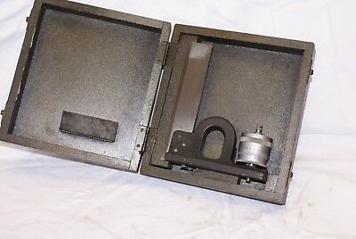 Moore & Wright M&W Micrometer Adjustable Square No 420 In Original Case
