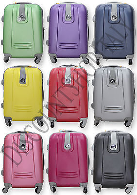 Valigia TROLLEY BAGAGLIO A MANO 52x35x20 In ABS  EASY  JET RYANAIR EASY JET