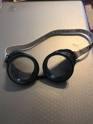 Vintage Welding/Motorcycle/Steampunk Goggles - Duraweld Collectors Estate Find