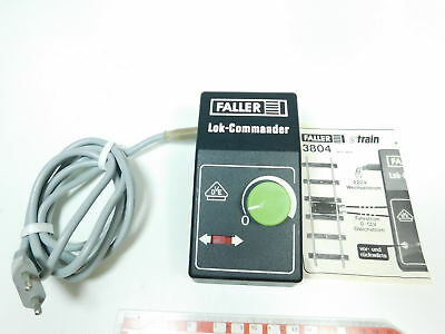 bh21-1# FALLER E-TRAIN O Gauge 3880 Throttle Control/Transformer (From Set 3804)
