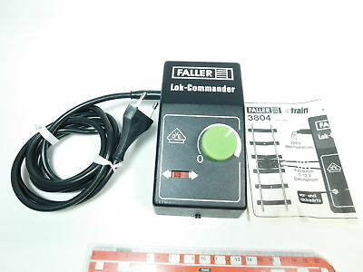 bh20-1# FALLER E-TRAIN O Gauge 3880 Throttle Control/Transformer (From Set