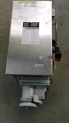 square d stainless steel disconnect h362dswc