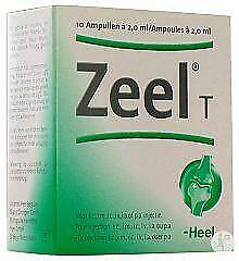 HEEL Zeel  'T' 10 Amps Homeopathic Remedies