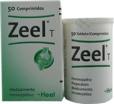 HEEL Zeel T  50 Tablets (ONLY) Homeopathic Remedies
