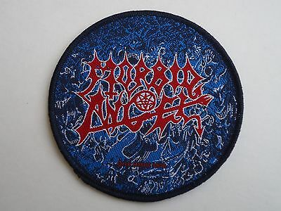 Morbid Angel Altar Of Madness Woven Patch