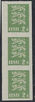 ESTONIA. 1928 (10 Nov). Arms of Estonia. NO COLOURED NETWORK.