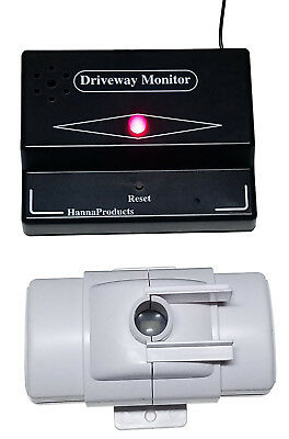 Driveway Monitor wireless alert Motion detector Motion sensor