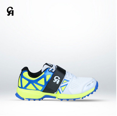 New Style Ca Sports Big Bang Kp Comfortable Gripper Cricket Shoes Rubber Spikes