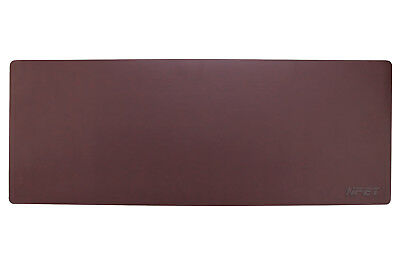 Leather Desk Pad, Stylish Mat Cover, Extended Large Desk Pad for Keyboard