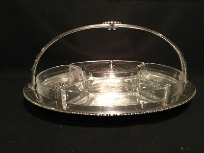 Antique French Christofle Silver Plate Turkey Meat Dome