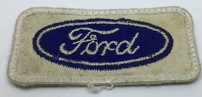 Rare Vintage Ford Cloth Patch Badge