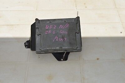 Ford Fairmont Bf Mk2 2007 Petrol Engine Ecu 7R29 12A650 Aa Suit Zf 6 Speed Auto