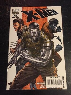 Uncanny X-men#496 Incredible Condition 9.2(2008) Choi Art!!