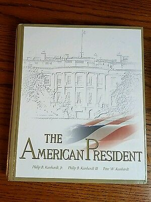 the american president hard cover coffee table book full color