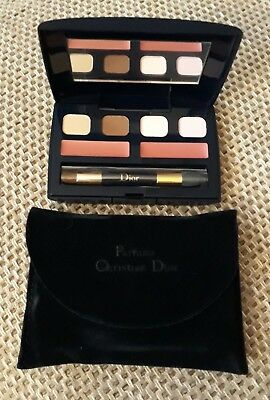 ♡ Christian Dior Eyeshadows and Dior Addict Lipstick Mini Palette - New ♡