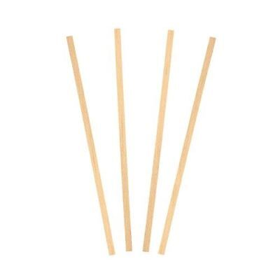 """Royal 5.5"""" Wood Coffee Stirrers, Case of 10,000"""