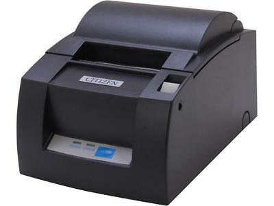 CITIZEN CT-S310A Thermal POS Receipt Printer USB-SERIAL PORT w/6 tape rolls! NEW