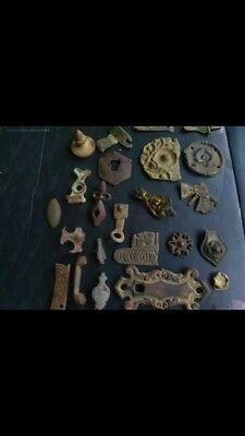Assorted Artefact Group Metal Detecting Finds