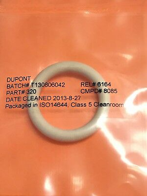 DuPont Kalrez  8085 Kalrez UltraPure O-Ring KF25 K#320 PN: AS-568