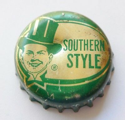 Tom Tucker Southern Style Cork Bottle Cap Pittsburgh, PA  Rare!