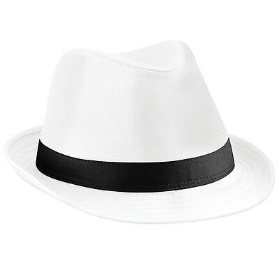 Beechfield Fedora All Colours & Sizes