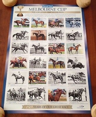 Herald Sun Melbourne Cup 150 Years Of Our Great Horse Race