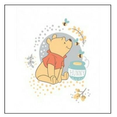 Winnie The Pooh Quilt Panel & Backing Fabric * New * So Special * Free Post *